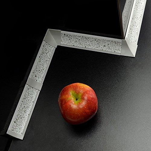 3m WINKELLEISTEN 23mm Farbe: Granit hell + 15 dubel ABSCHLUSSLEISTE Winkelleisten Küche...