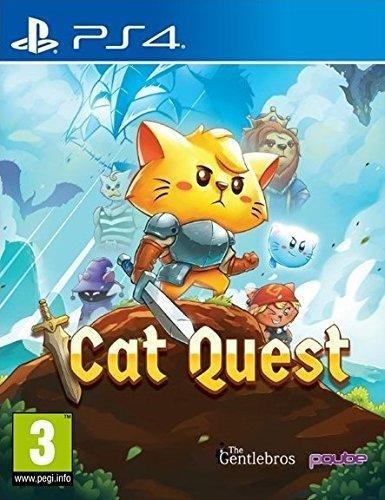 Cat Quest PS4