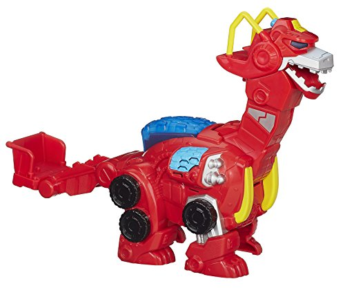 Transformers Playskool Heroes Heatwave Dinobot Action Figure