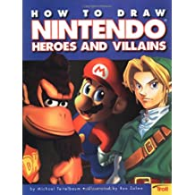How to Draw Nintendo Heroes and Villains