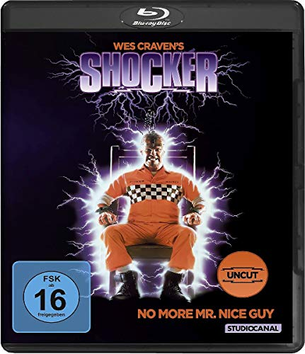 Shocker/Uncut [Blu-ray]