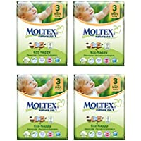 Moltex Midi couches Taille 3 (136 couches)