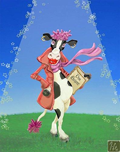 La vaca Pinta por Silvia Navarro Pagán