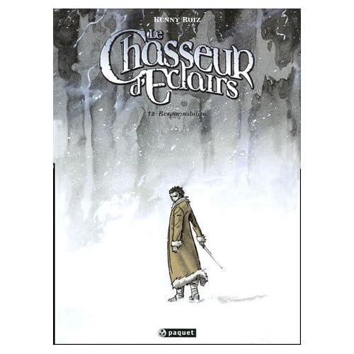 Le Chasseur d'Eclairs, Tome 2 : Responsabilité