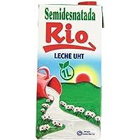 Rio - Leche UHT Semidesnatada - 1 L