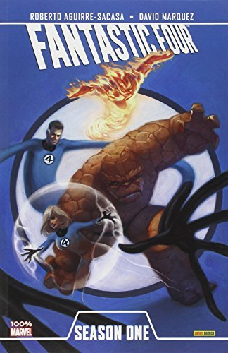 FANTASTIC FOUR SEASON 1 by ROBERTO AGUIRRE-SACASA (October 01,2012)