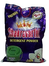 Premium Chakravarthi Detergent Powder,3kg