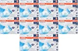10x 2er Pack Osram Halogen Leuchtmittel Reflektor 35 Watt 430L GU5.3 3000 Kelvin warmweiß dimmbar Doppelpackung 10x 2 Stück