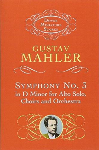 Symphony No. 3 In D Minor (Miniature Score): Taschenpartitur (Dover Miniature Music Scores) -
