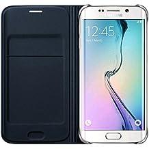 Samsung BT-EFWG925PB - Funda para Samsung Galaxy S6 Edge G925F, color negro