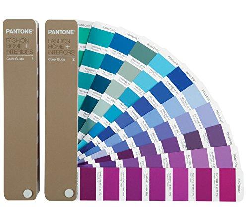 PANTONE FASHION + HOME color guide paper - 2 book set - Pantone Fashion