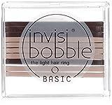 Invisibobble Basic Haargummis Mocca, 1er Pack (1 x 10)
