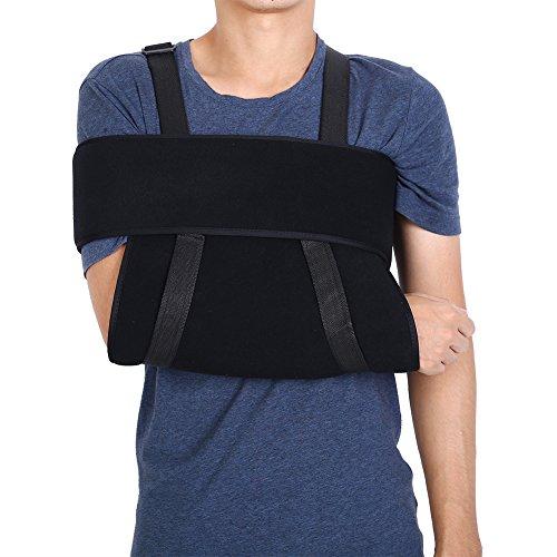 Yotown Arm Sling, Arm Unterstützung Sling Brace, Einstellbare medizinische Arm Schulter Unterstützung Sling Immobilizer Brace gebrochene Arm Strap für dislocated gebrochenen Humerus Humerus(M)
