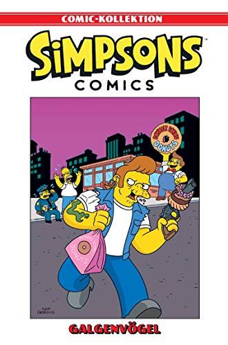 Simpsons Comic-Kollektion: Bd. 35: Galgenvögel - Barts-kollektion