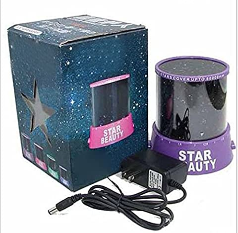 LanLan Kids Star Light Show Cosmos Master Generic Colorful Unique LED Starry Night Sky Projector Lamp