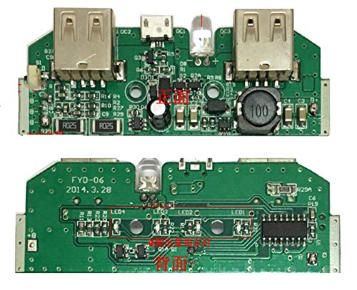 usb lade schatz 18650 batterieladung board modul 5 v power boost board mobile power handy ladegerät Handy Von Boost Mobile
