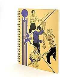 Star Trek Battles Hardcover Notebook