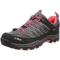 Damen Wanderschuhe Frauen Wasserdicht Wanderschuhe Trekking Schuhe Laufschuhe Outdoor Mesh Breathable Sportschuhe,Gray-37