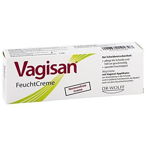 Vagisan Feuchtcreme, 50 g [Badartikel] by Dr. August Wolff GmbH & Co.KG Arzneimittel