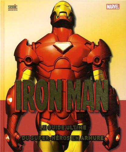 Iron Man ultimate guide - NED