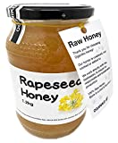 Best Raw Honeys - 1.2 Kg of Raw Natural Rapeseed Honey Review