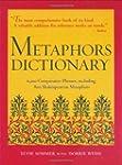 Metaphors Dictionary : 6,500 Comparat...
