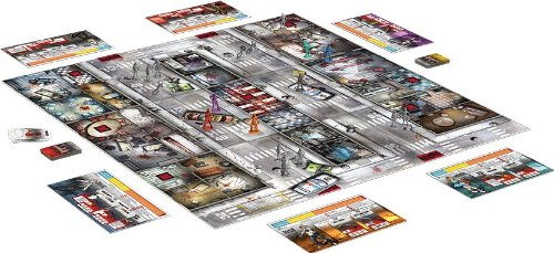 Asmodee-002106-Cool-Mini-Or-Not-Zombicide-Brettspiel