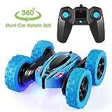 Acutty Ferngesteuertes RC Auto-LKW 2.4Ghz kontrolliertes Auto 360 Grad schlägt Kinder Erwachsen-Spielzeug um