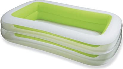 Intex Swim Centre Inflatable Family Swimming Pool, Multi Color