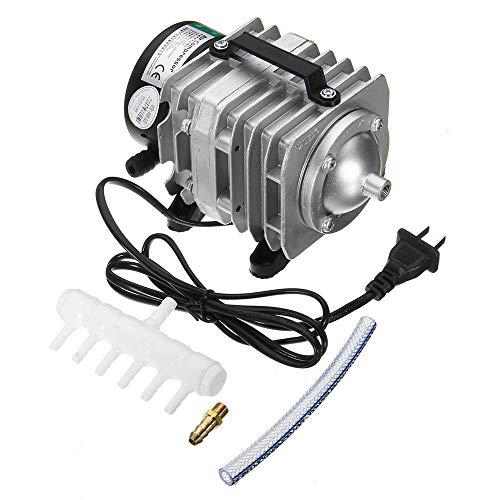 HKJKJLL 45W 220V 70L / Min Bomba compresor Aire electromagnético
