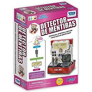 Toy Partner- Artec Construye tu Detector de mentiras, Multicolor (95055)