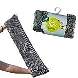 Doggy Dry Pet Towel Mikrofaser Hundehandtuch Handtuch Badetuch für Hunde 81x35cm