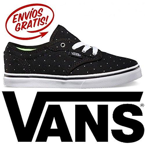 Vans Atwood Low Slip-O Scarpe nero