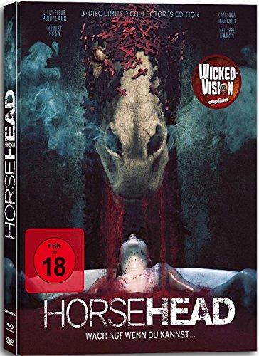 Horsehead - Wach auf, wenn du kannst... - Limited 3-Disc Mediabook Edition [Blu-ray] [Limited Edition]