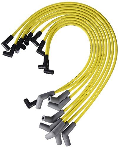 Ford Racing M12259Y301 - Set di cavi per candele di accensione, colore: Giallo