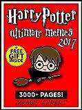 #3: HARRY POTTER: 3000+ Harry Potter Memes and Jokes for Kids 2017 (Book 113) (Memes For Kids)