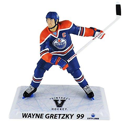 NHL Figures 15,2cm Wayne Gretzky 15,2cm NHL Player Replica-Alumni Edition-Edmonton Oilers, Multicolor, One Size -