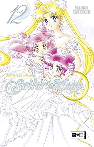 Pretty Guardian Sailor Moon 12 (Moon Manga Sailor)