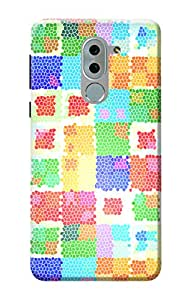 KanvasCases Premium Style Back Cover Case For Huawei Honor 6X