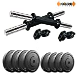 #7: Kore DM-20KG COMBO16 Dumbbells Kit