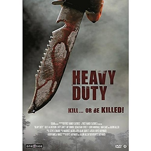 Heavy Duty by Giles Alderson -