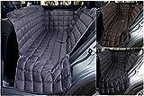 Doctor Bark 3-Sitz-Autoschondecke für die Rückbank - All-Side Schutz - Komfort-Schutz über die komplette Rückbank - passend für alle Kombis und SUVs in drei Größen und drei Farben