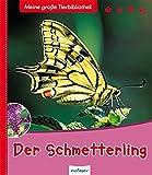 Meine große Tierbibliothek: Der Schmetterling - Valérie Tracqui