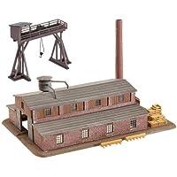 Faller - Edificio industrial de modelismo ferroviario