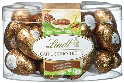 Lindt & Sprüngli Eier, Capuccino-Trüffel, 1er Pack (1 x 450 g)