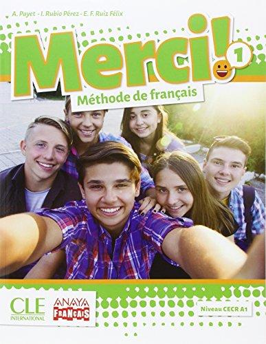 Merci!: méthode de français 1