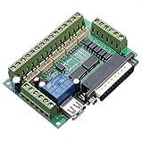 Ils - 5 Axis Conseil Interface Breakout CNC pour Stepper Pilote Mach3 avec cble USB