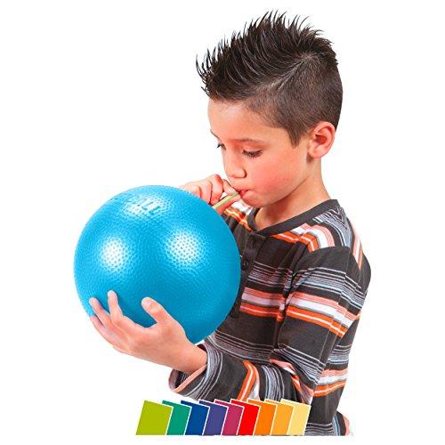 Overball 25 cm, Over Ball Yoga Pilates Gymnastik Rücken Therapieball Übungsball
