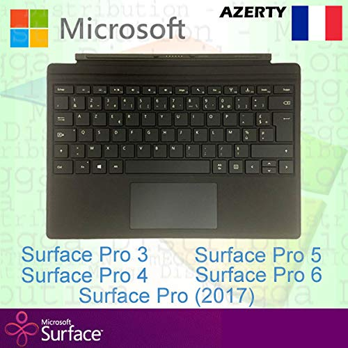 Microsoft Surface Pro Type Cover France/French AZERTY