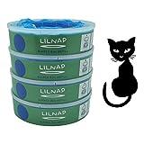LILNAP - Nachfüllkassetten für Litter Locker II